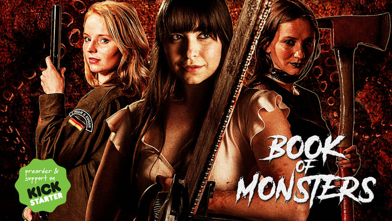Ver Book of Monsters Online HD Español y Latino (2018)