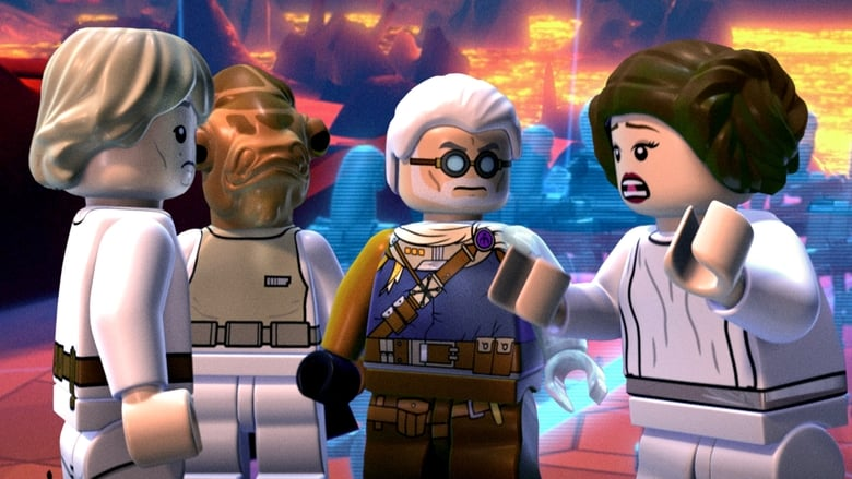 LEGO Star Wars: The New Yoda Chronicles - Clash of the Skywalkers banner backdrop