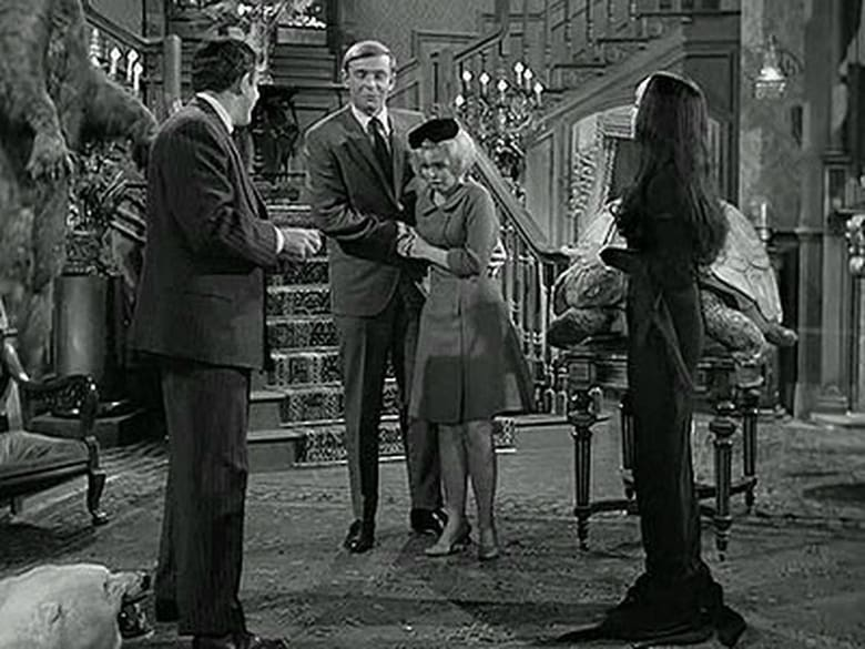the addams family meet vips movie