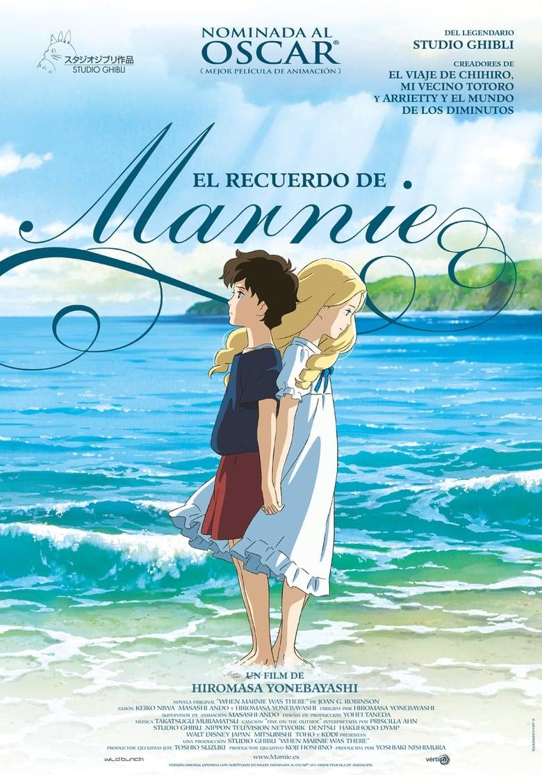 Pelicula El Recuerdo de Marnie (2014) Latino Online imagen