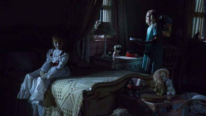 Annabelle Comes Home Trailer 2 In Hindi