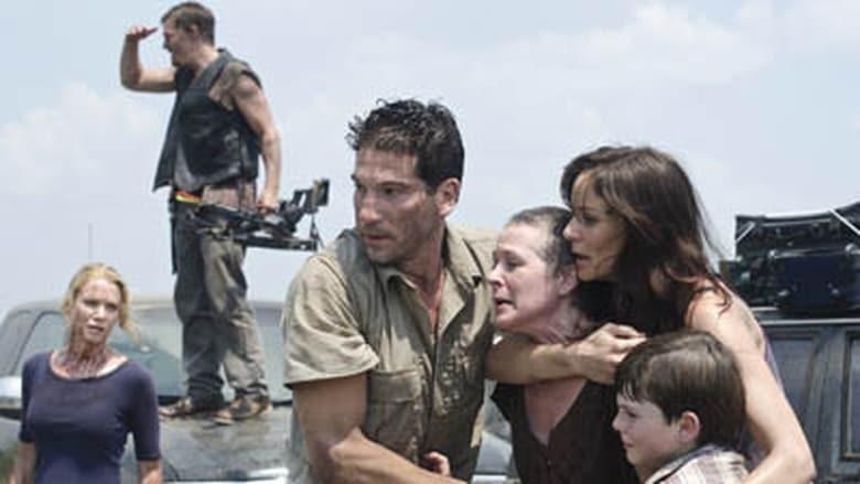 The Walking Dead: Invazia zombi Sezonul 2 Episodul 1