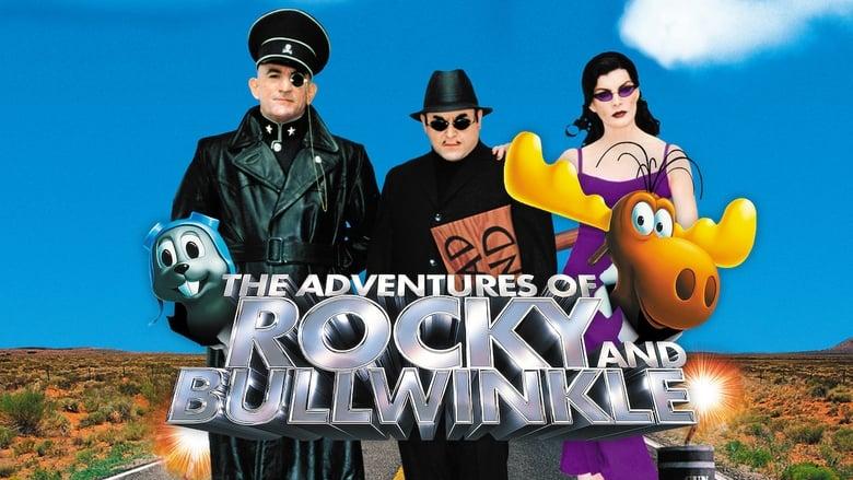 مشاهدة فيلم The Adventures of Rocky & Bullwinkle 2000 مترجم أون لاين بجودة عالية