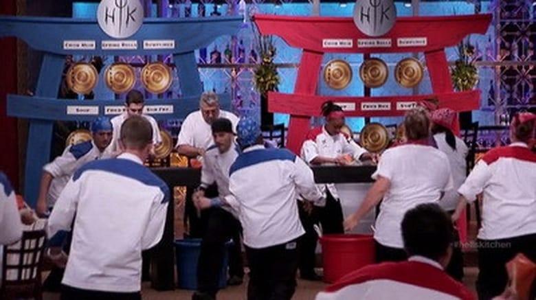 Hells Kitchen Saison  Episode