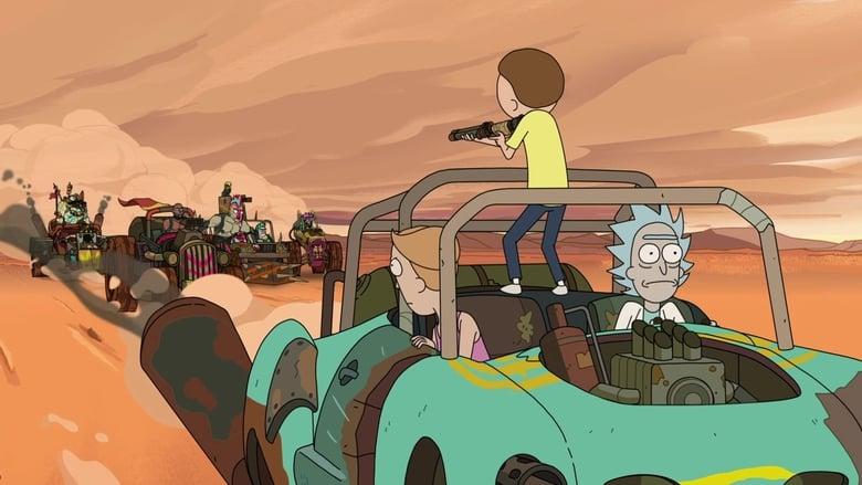 Rick and Morty S03E02 Season 3 Episode 2