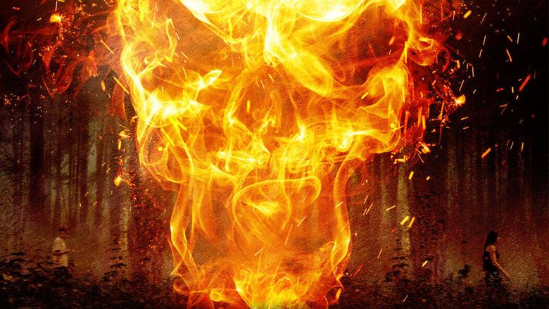 кадр из фильма Страшные истории для рассказа у костра