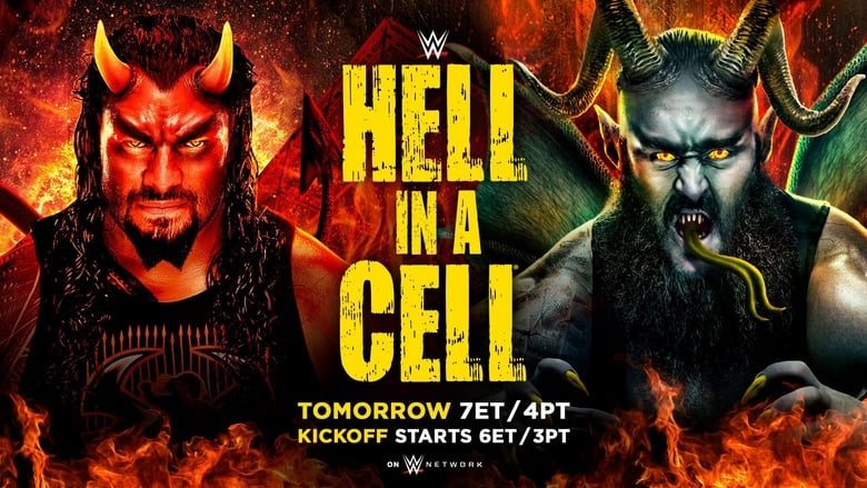 Watch WWE Hell in a Cell 2018 free