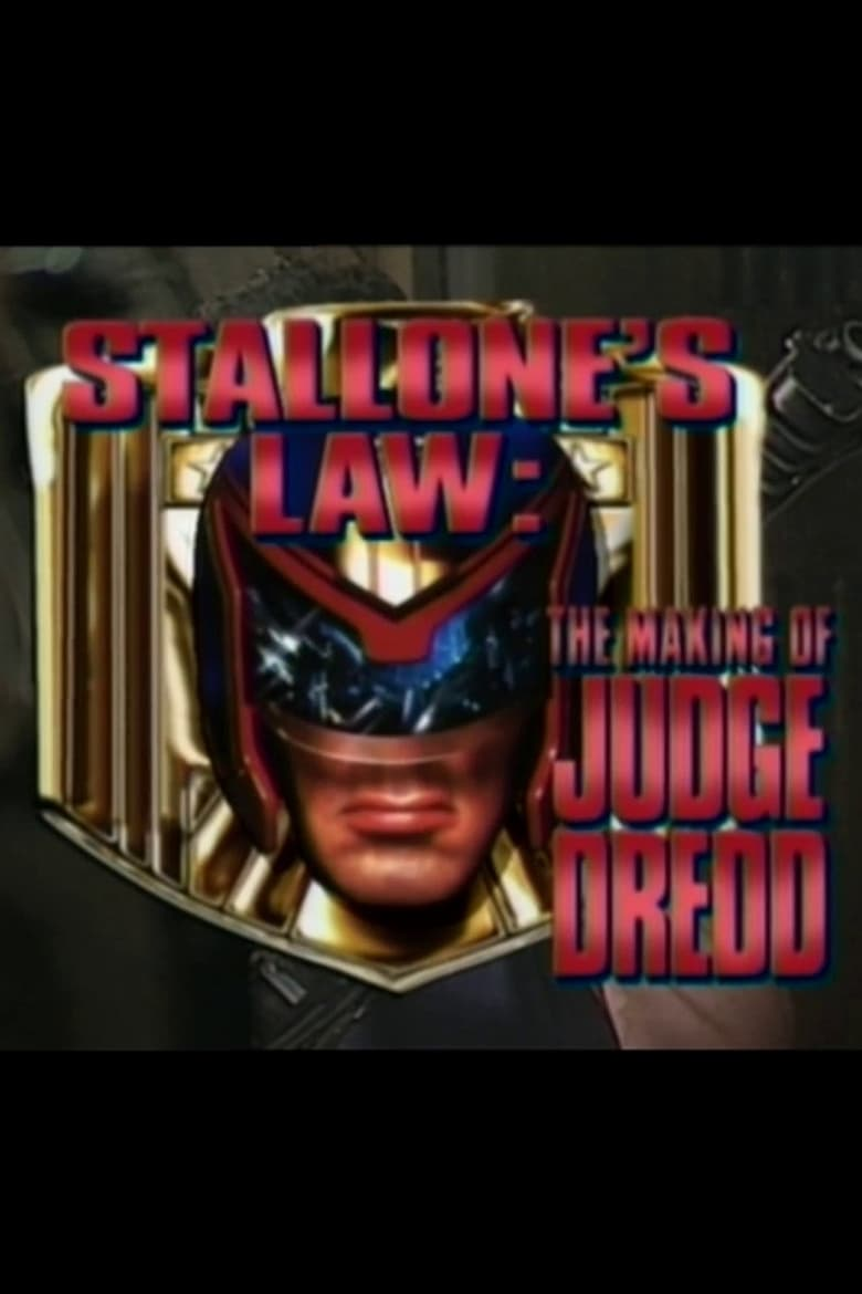 Stallone's Law: The Making of 'Judge Dredd' (1995)