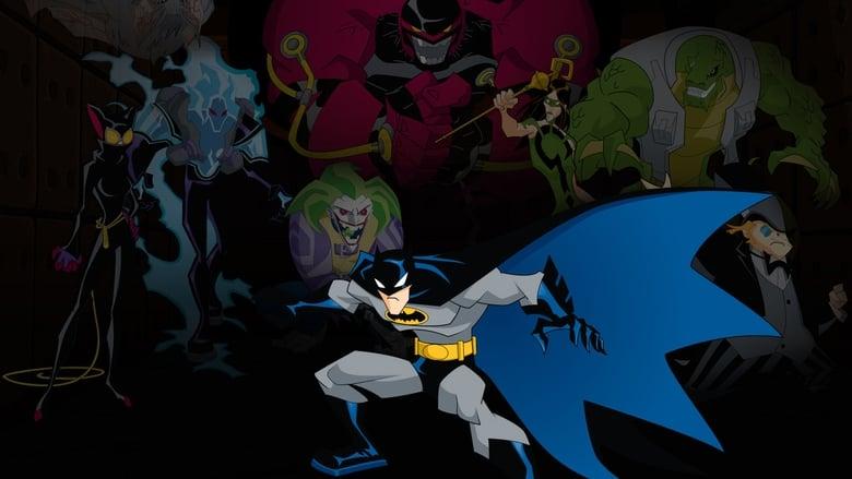 DPStream Batman : la série animée - Série TV - Streaming - Télécharger poster .10