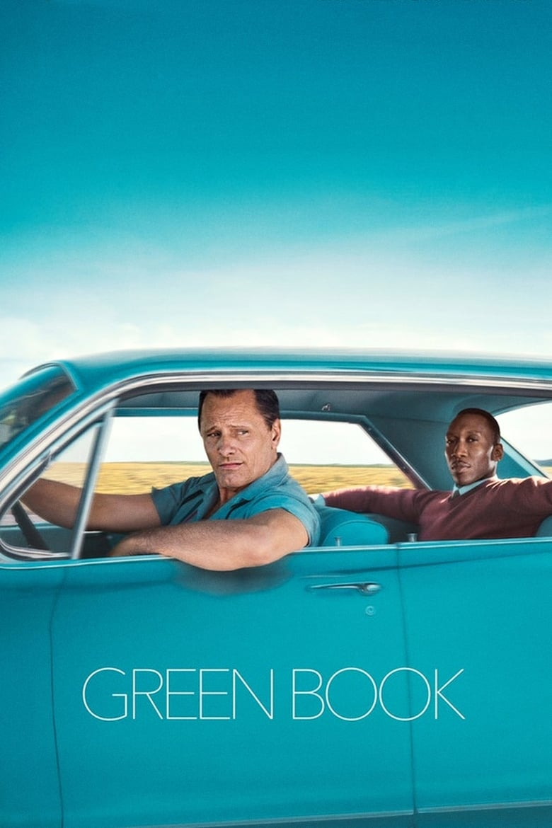 Green Book - poster