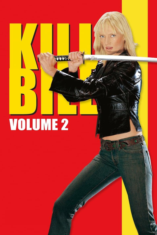 Kill Bill: Vol. 2 - poster