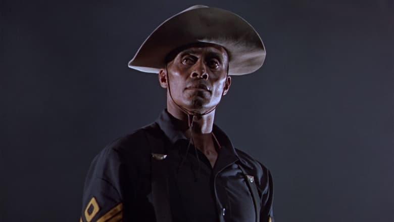 Still from Sergeant Rutledge