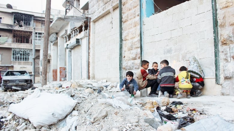 مشاهدة فيلم Cries from Syria 2017 مترجم أون لاين بجودة عالية