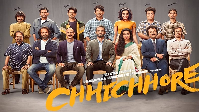 Chhichhore (2019) Hindi Movie Watch Online HD Print Free