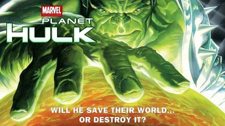 Film Planet Hulk Völlig Kostenlos