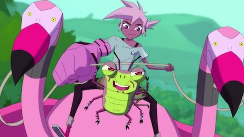 Kipo and the Age of Wonderbeasts: 2×1