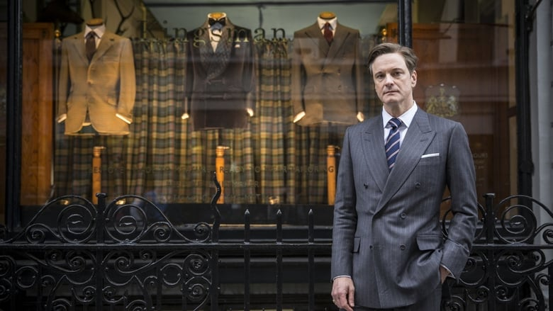 Adrian Quinton en Kingsman: Servicio secreto