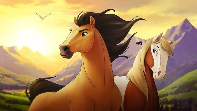 Watch Spirit: Stallion of the Cimarron Full Movie Online Free Solarmovie