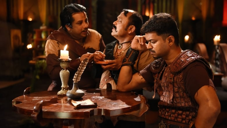 Puli (2015) Tamil HD Movie
