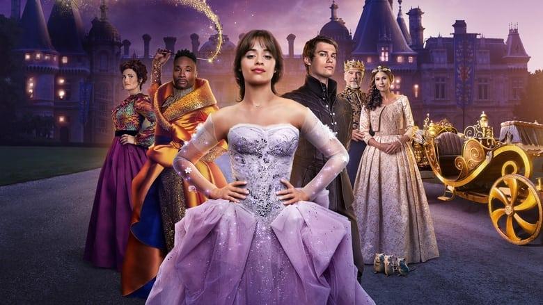 Cinderella (2021) me Titra Shqip