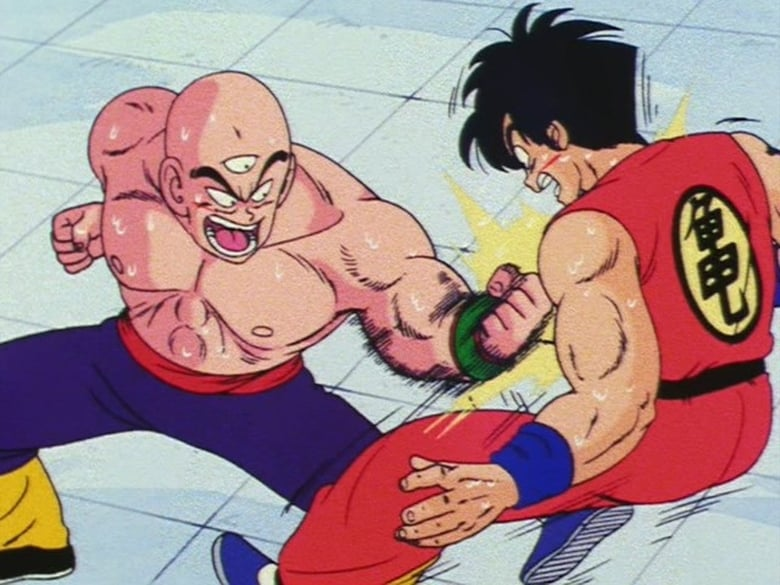 Come on, Yamucha! The Fearsome Tenshinhan