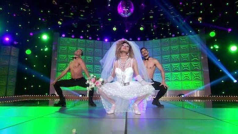 RuPaul: Carrera de drags: 12×7