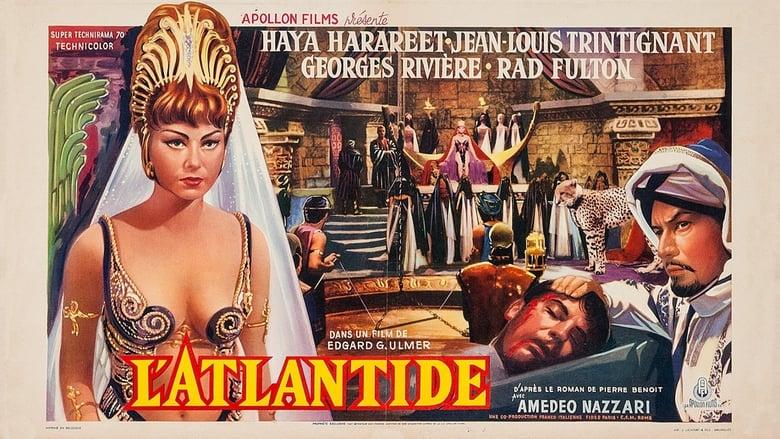 Guarda Il Film Antinea, l'amante della città sepolta Doppiato In Italiano
