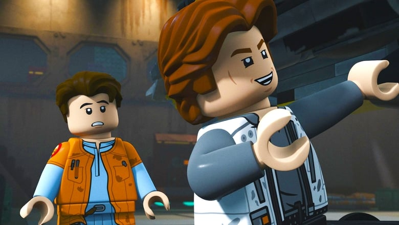LEGO Star Wars: All-Stars Season 1 Episode 2 | The Chase
