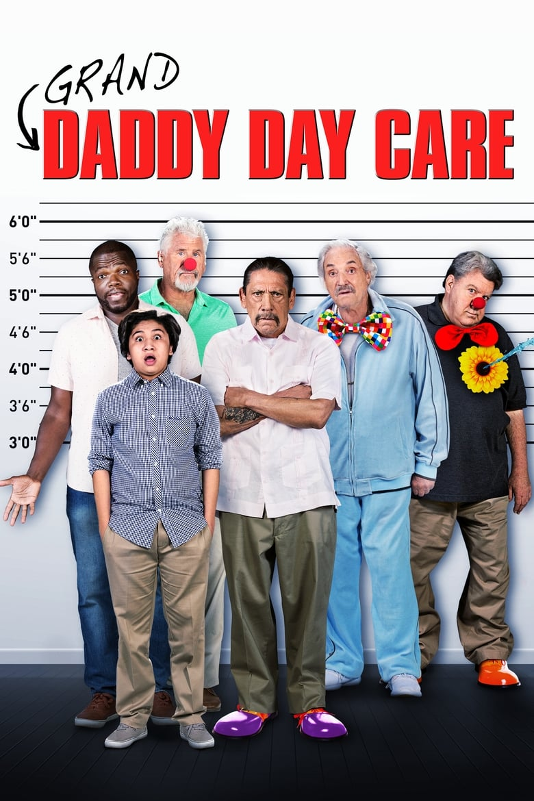 Grand-Daddy Day Care (2019)