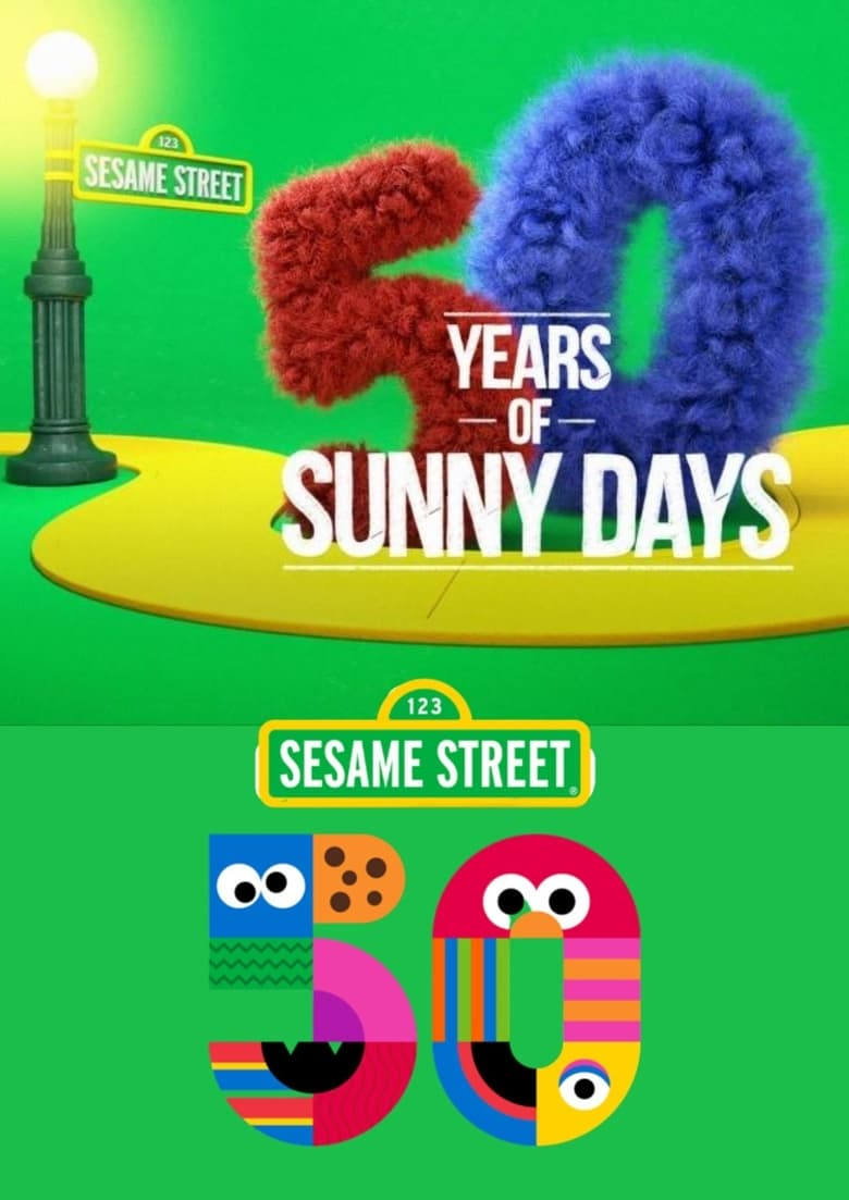 Sesame Street: 50 Years Of Sunny Days (2021)