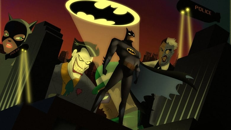 Batman%3A+La+Serie+Animata