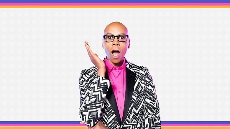 Gay for Play Game Show Starring RuPaul banner backdrop