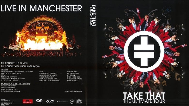 Take That The Ultimate Tour
