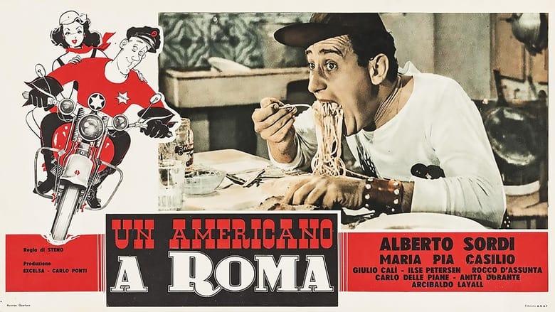 An+American+in+Rome