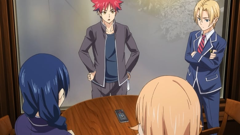 Full TV Food Wars! Season 4 Episode 1 What We Want to ...