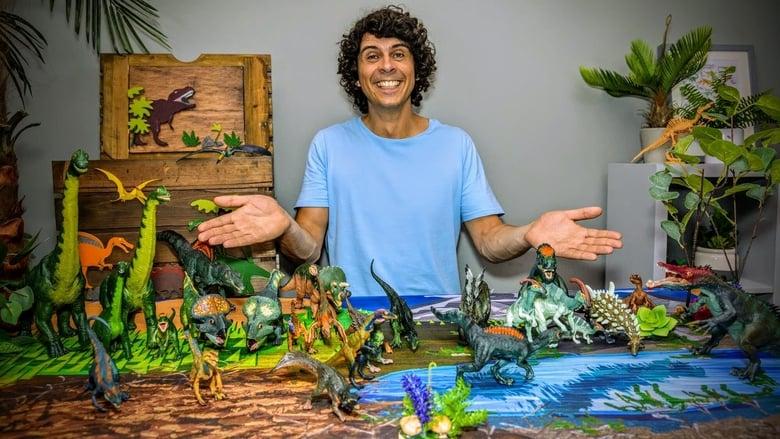 مشاهدة مسلسل Andy's Dino Toybox مترجم أون لاين بجودة عالية