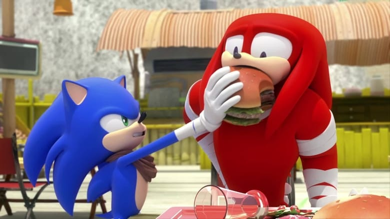 Sonic Boom Season 1 Episode 8 | Eggheads | Watch on Kodi