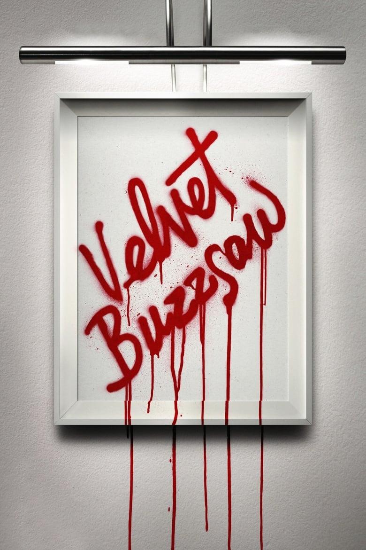 Velvet Buzzsaw - poster