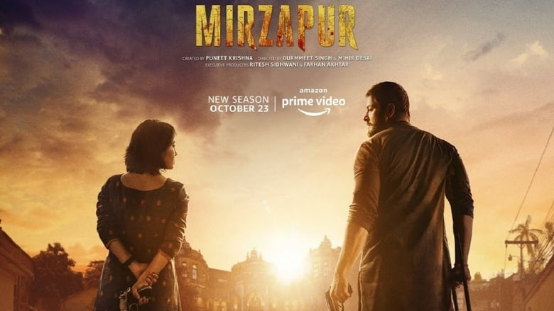 Mirzapur Season 2 Complete (2020) Hindi | x264 | x265 HEVC AMZN WEB-DL | 4K | 1080p | 720p | 480p