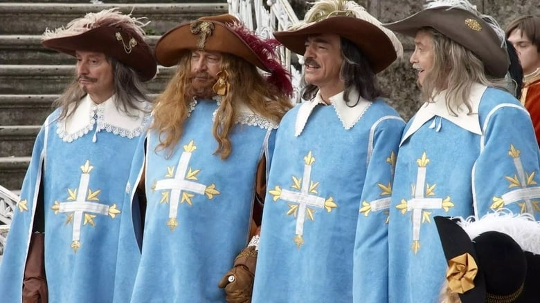 The Return of Musketeers or the Treasure of Cardinal Mazarini