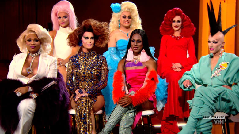RuPaul: Carrera de drags: 9×13