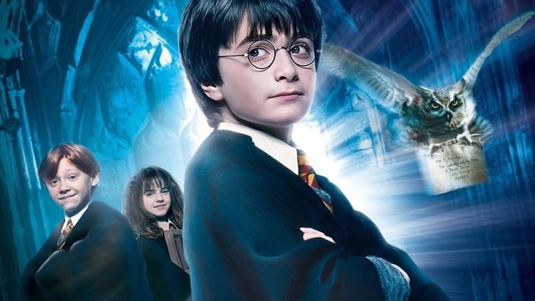 кадр из фильма Гарри Поттер и философский камень