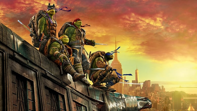 Watch Teenage Mutant Ninja Turtles: Out of the Shadows Full Movie Online