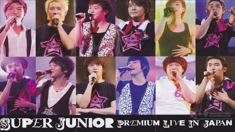 Film Super Junior - Live in Japan Jó Minőségű Hd 1080p