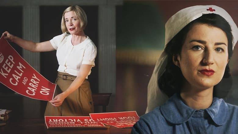 مشاهدة فيلم Blitz Spirit with Lucy Worsley 2021 مترجم أون لاين بجودة عالية