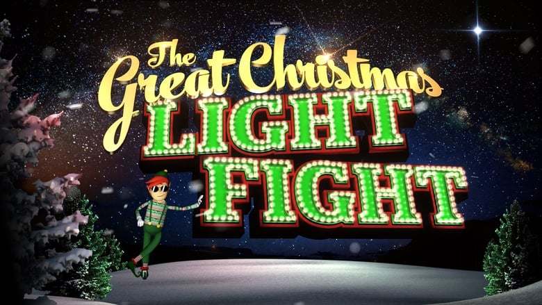 The Great Christmas Light Fight saison 7 episode 5 streaming