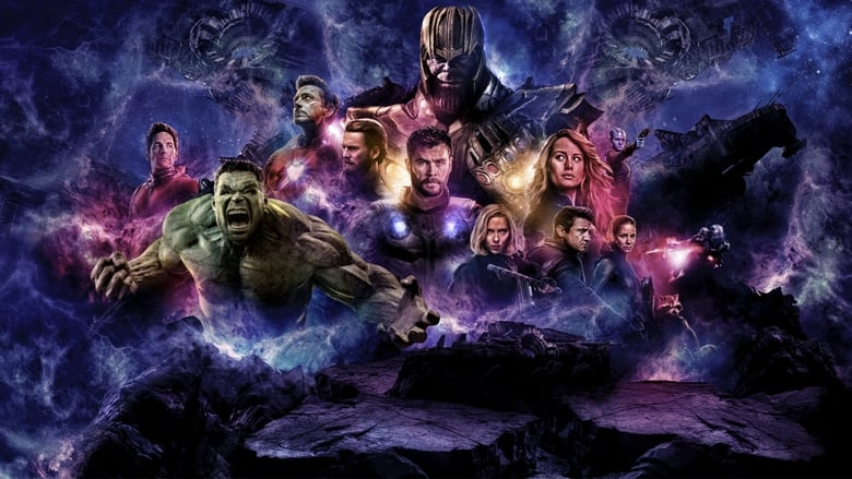 Avengers : Endgame Backdrop