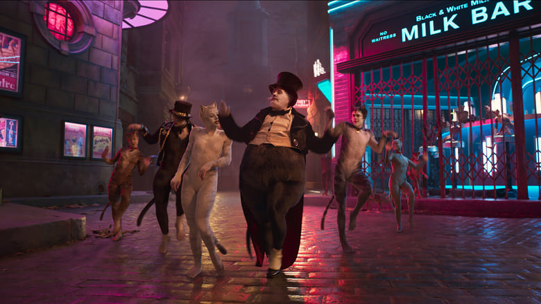 Still from Cats