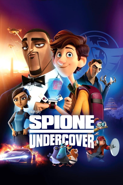 Spione Undercover - Eine wilde Verwandlung - Animation / 2019 / ab 6 Jahre