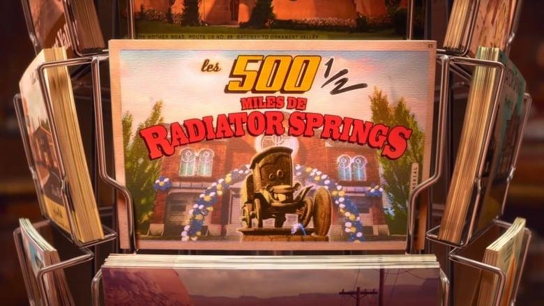 Le+500+miglia+e+mezzo+di+Radiator+Springs